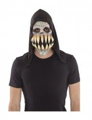 Latex masker met grote tanden voor volwassenen