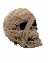 Mummie doodskop decoratie