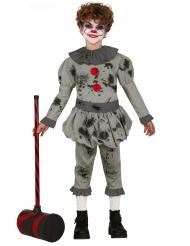 Psychopathische clown kostuum voor jongens