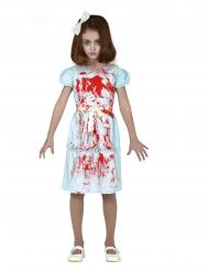 Spook tweeling kostuum voor meisjes