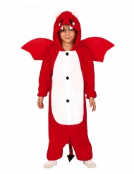 Kleine schattige duivel outfit voor kinderen