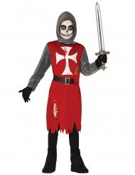 Zombie ridder outfit voor jongens