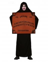 Ouija bord kostuum voor volwassenen