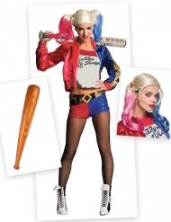 Harley Quinn kostuum pack met accessoires voor vrouwen