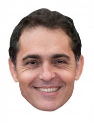 Kartonnen overvaller masker Pedro Alonso