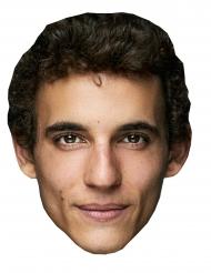 Kartonnen overvaller masker Miguel Herran voor volwassenen