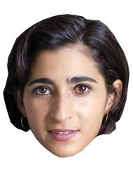 Kartonnen overvaller masker Alba Flores