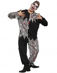 Gruwel clown kostuum voor volwassenen