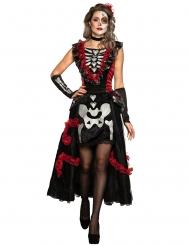 Dia de los Muertos elegant kostuum voor vrouwen