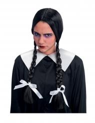 Evil meisje pruik voor volwassenen