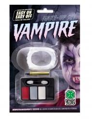 Vampier schmink set met gebitje