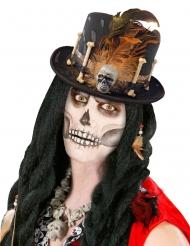 Voodoo hoge hoed voor volwassenen