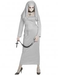 Horror zuster non kostuum voor vrouwen