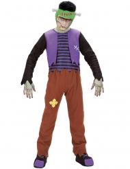 Overlevend monster kostuum voor kinderen