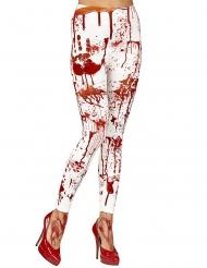 Bloederige legging voor vrouwen