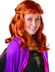 Frozen 2™ Anna pruik voor vrouwen