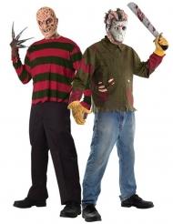 Freddy™ and Jason™ koppelkostuum voor volwassenen