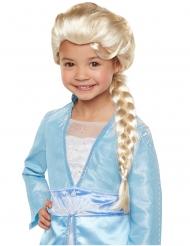 Luxe Elsa Frozen 2™ pruik voor meisjes