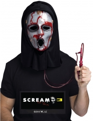 Bloederig Scream™ masker voor volwassenen