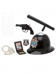 Politie accessoire set 6-delig