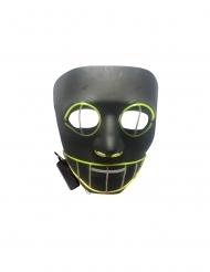 Luxe LED cat masker voor volwassenen
