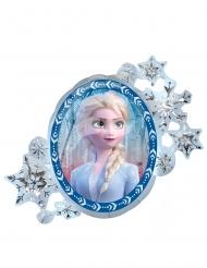 Aluminium Elsa en Anna Frozen 2™ ballon 76 x 66 cm