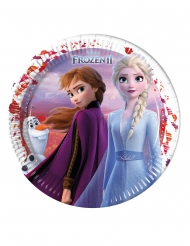 8 grote Frozen 2™ kartonnen borden
