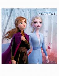 20 papieren Frozen 2™ servetten
