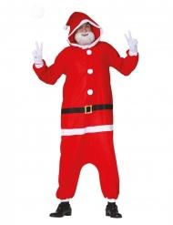 Groot Kerstman pak voor volwassenen