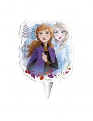 Frozen 2™ verjaardagskaarsje 7,5 cm