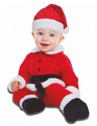 Kerstman kostuum voor baby