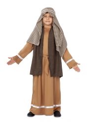 Bruin herder Joseph kostuum voor jongens