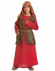 Rood herder Joseph kostuum voor jongens