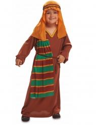 Bruin herder kostuum voor jongens