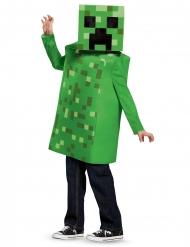 Klassiek Minecraft™ Creeper kostuum voor kinderen