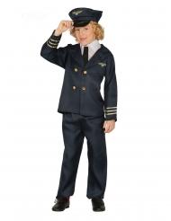 Piloten pak voor kinderen