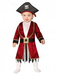 Piraten jas voor baby