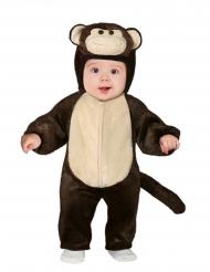 Klein apen kostuum voor baby
