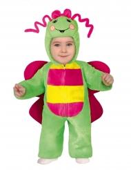 Veelkleurig vlinder kostuum voor baby