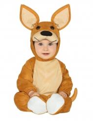 Kangoeroe kostuum voor baby
