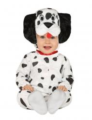 Dalmatier kostuum voor baby