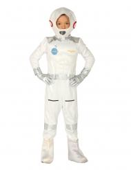 Gevoerd kosmonaut kostuum voor kinderen