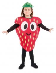 Kleine aardbei kostuum voor kinderen