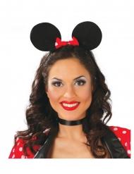 Muizenoren haarband voor vrouwen