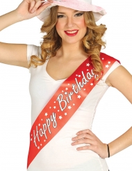 Happy Birthday sjerp voor volwassenen