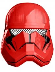 Rood Sith Trooper™ masker voor kinderen