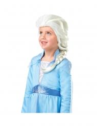 Elsa Frozen 2™ pruik voor meisjes