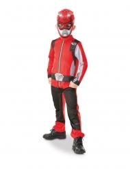 Klassiek rood Power Rangers™ kostuum voor jongens