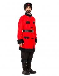 Russische soldaat kostuum voor mannen