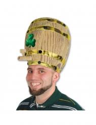 Biervat hoed voor volwassenen